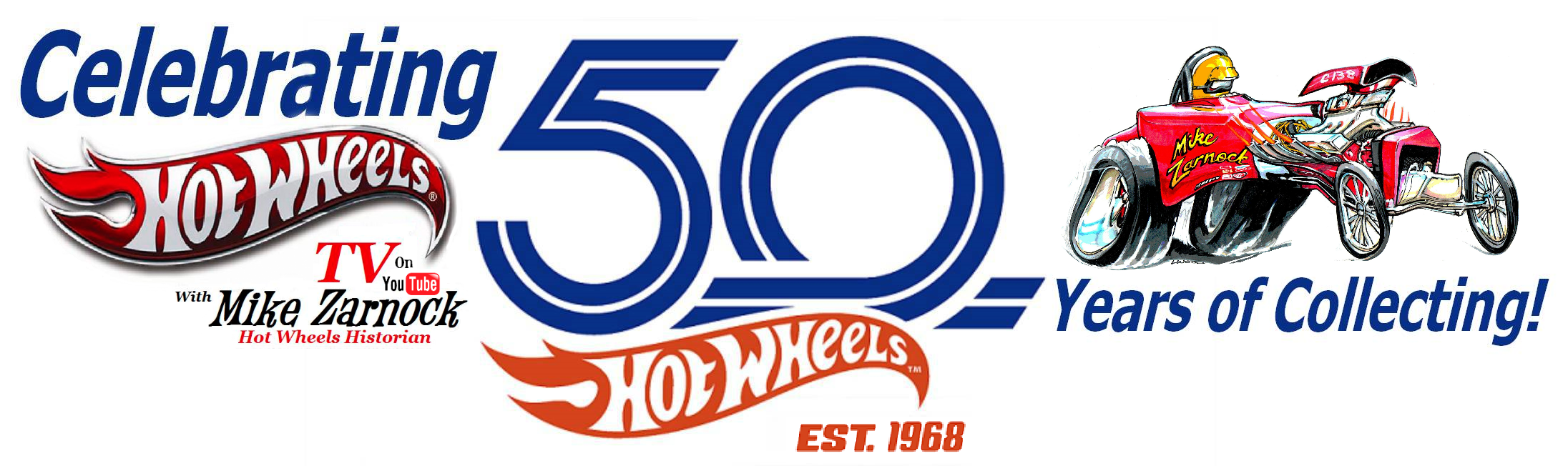 Hot Wheels Collector Guides by Mike Zarnock
