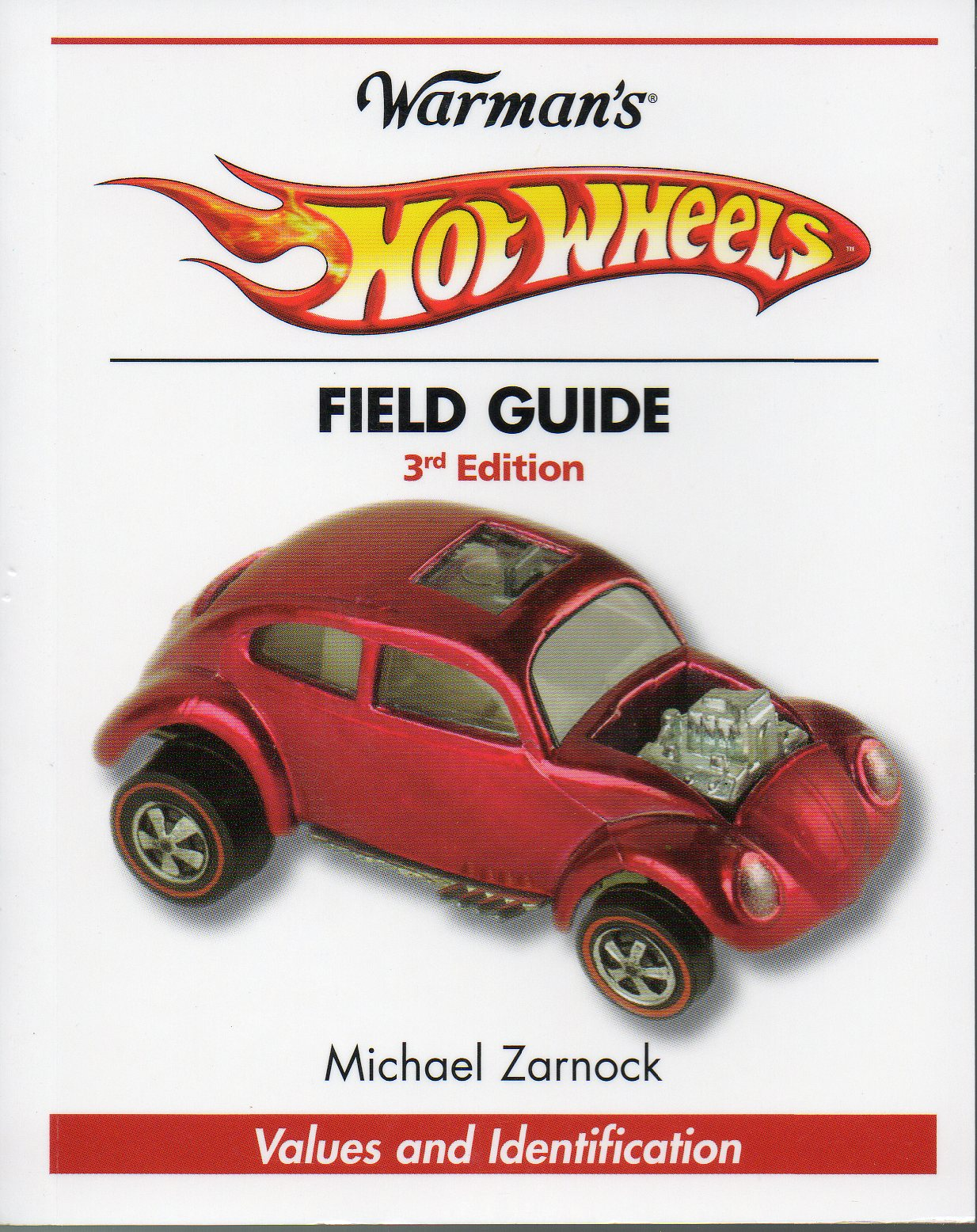 Hot Wheels Price Guide - Warman\'s Hot Wheels Field Guide 3rd Edition ...
