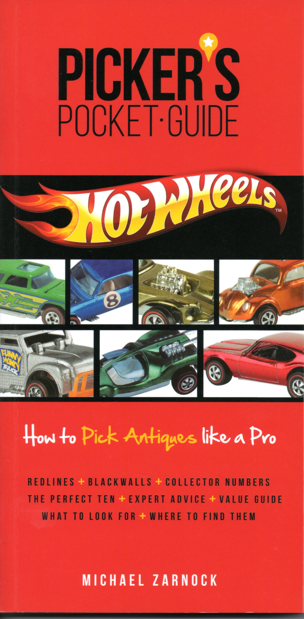 Hot Wheels Price Guides by Mike Zarnock